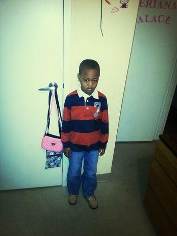 my baby boy Ty