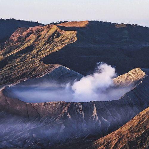 Mt Bromo's