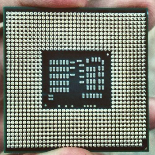 Esta imagem está processada. Processor Processador I3 Computer Computador Oldcomputer