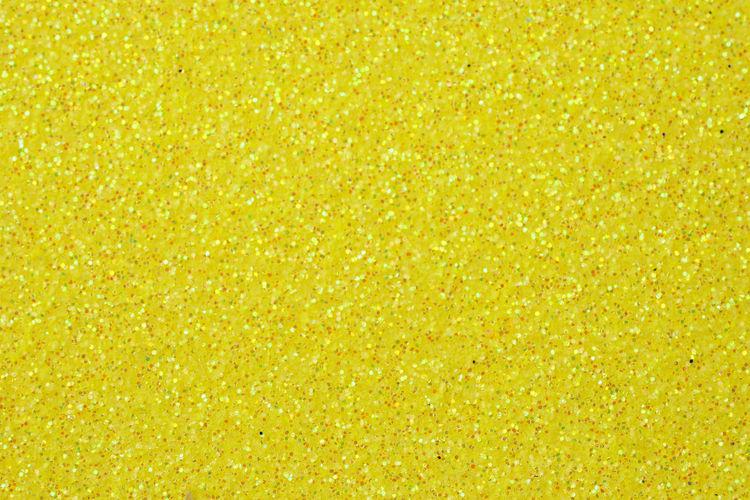 Full frame shot of yellow glass