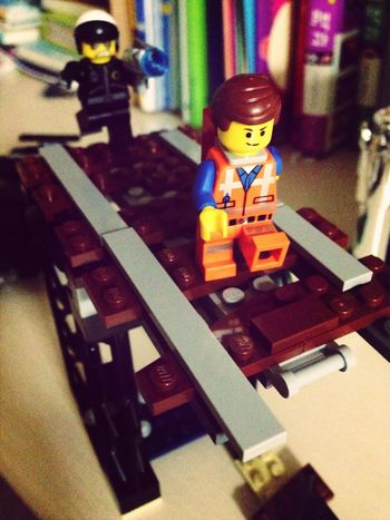 Lego the Movie~~