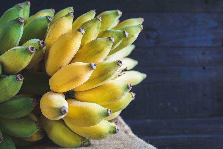Close-up of bananas