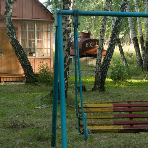 конец дачного сезона, завтра осень Outdoors Siberia Russia