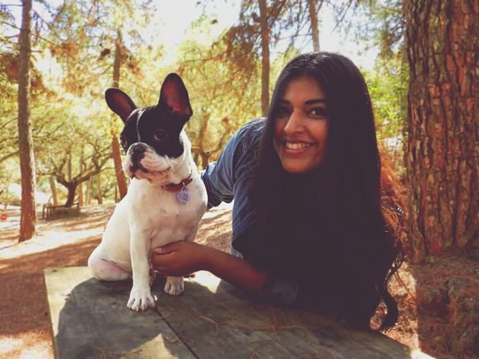 Frenchbulldog Puppy Love Family❤ Girlfriend Cute Baby