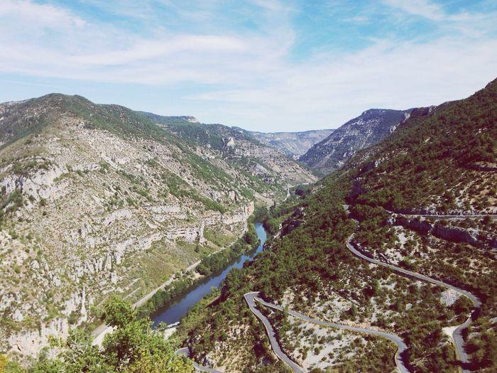 Raid Sportif Gorge Du Tarn