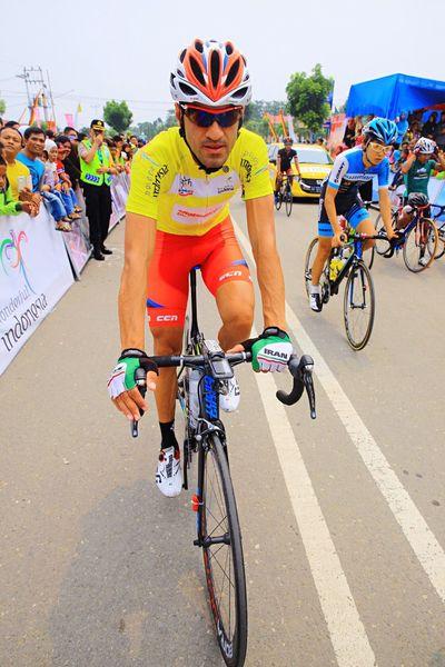 Arvin Goudarzi at Tour De Singkarak West Sumatera EyeEm Masterclass Travel Photography Cyclingphoto EyeEm Indonesia Sports Photography Sport Tourism Photojournalist INDONESIA