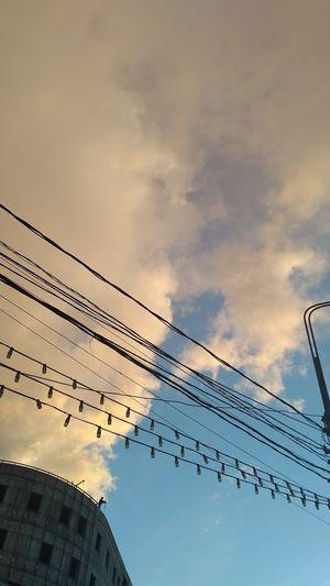 No Filter Nofilter Cloud - Sky Sunset Telephone Line City Sky Animal Themes Cloud - Sky