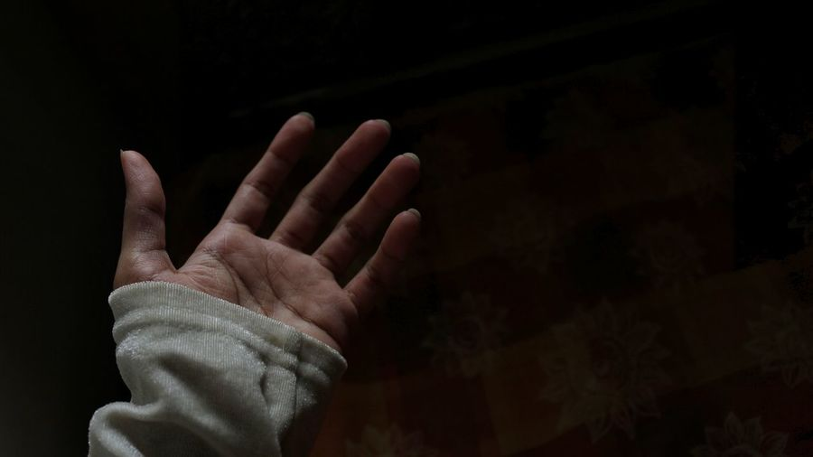 Divination Dark Shadow Human Body Part Human Hand Palm Close-up Body Part Wrist Hand Finger Human Finger Index Finger