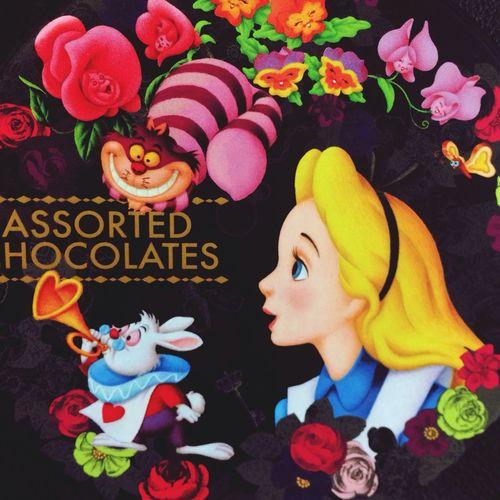 Alice♡chocolate♡Disney♡
