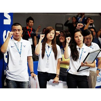 Student-managers Admu Ateneoblueeagles Themanansala Photography uaap76