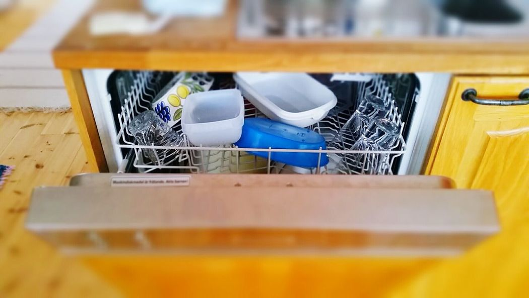 Indoors  Close-up Dishwasher Kitchen Dishes Kitchen Things Home Sweet Home No People Drying Rack Cups Bowls Home Everyday Life