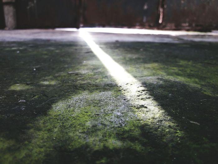 No People Outdoors Morning Light Day Streak Of Light