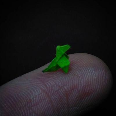 Heavy Rain пахарита оригами фигурка Origami Master Origami Mini Figure First Eyeem Photo