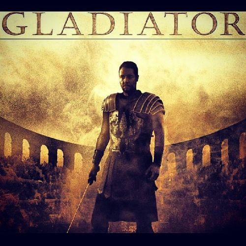 CURRENTLY: Watching The Ridley Scott Masterpiece Gladiator GeneralMaximus CaesarMaximus ThrowbackThursdaySinceItsAfter12 DigginInTheVault RussellCrowe