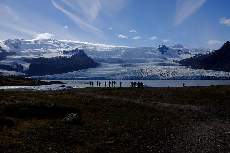 Iceland Gracier