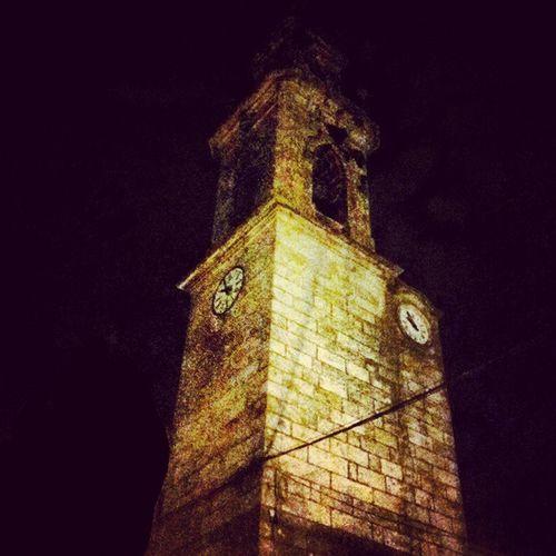 Iglesia Porri ño Torre Campanario Church