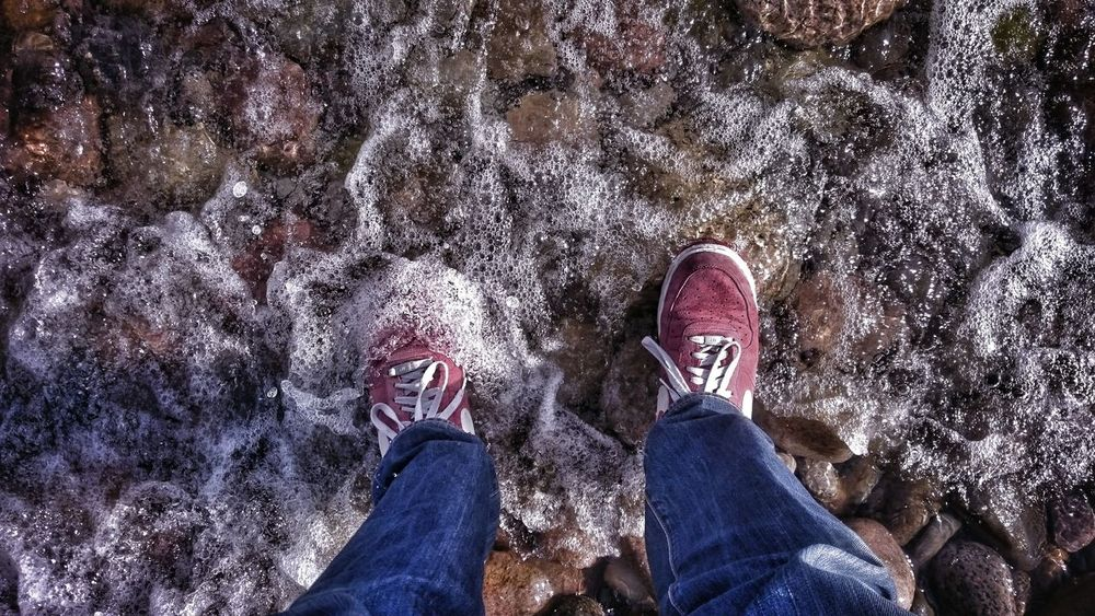 Urlaub Trevel Relaxing Redshoes Jeans Water Schuhfie Followme Hello World VSCO Cam Enjoying Life EyeEm Deutschland Berlinstagram AMPt_community Moments Nature_collection That's Me Ich Me Photo Of The Day Selfie ✌