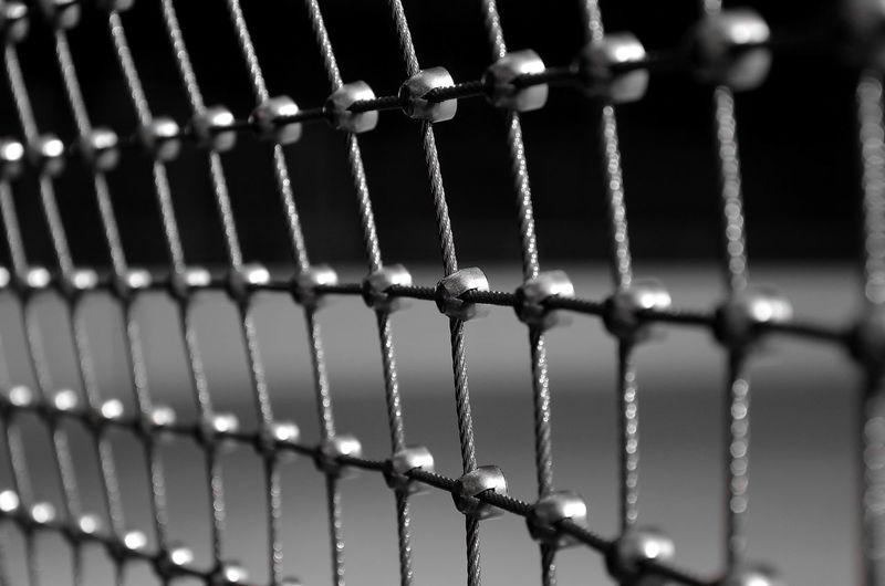 Full Frame Shot Of Fence