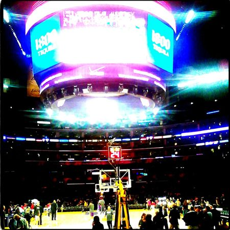 The Lake Show Lakers Kobe Staplescenter Los Angeles, California Home No Place I'd Rather Be!!! Neon