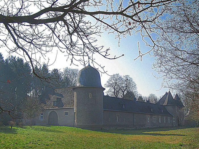 Castle Of Rimburg Rimburgerhoeve Myhdrworld Architecture Buildings & Sky Hdr_oftheworld Hdr_Collection Streamzoofamily Streamzoofriends
