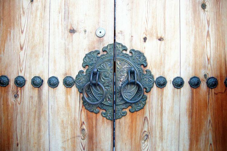 Door Gate Traditional House Fine Art Photography