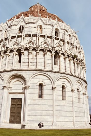 Bell Tower Cathedral Of Pisa Italy Piazza Del Duomo Historical Buildings Leaning Tower Of Pisa Place Of Worship Tourist Destination
