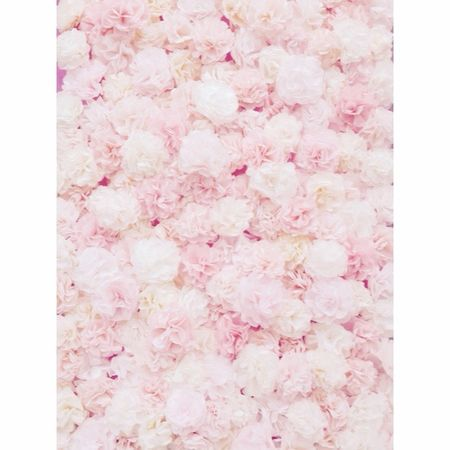 Flower board 1⃣☑️ Coffee Filter Food Color Flower Pink White