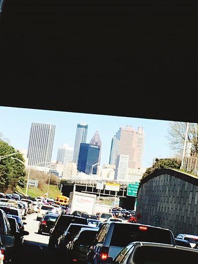 Welcome To Atlanta Save Me ! Lol....