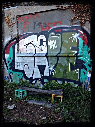 Burbs... Graffitti
