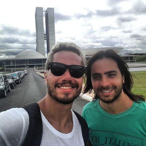 virados em Brasília hahahaha Brasil Brasília CAD êaDilma?!