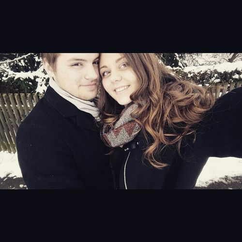 That's more than love Couple Taking Photos Beautiful Selfie