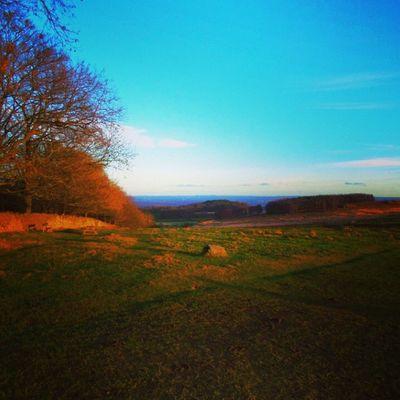 Nationalpark Nature Sunset Countryside UK. Samsung Galaxy S4 Zoom
