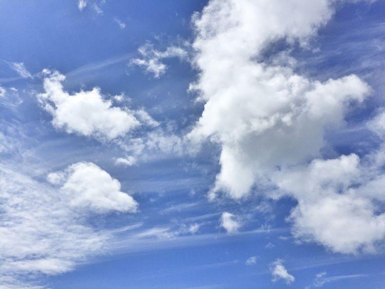 Cloud Computing AWS Azure Cloudy Sas Ireland Sky Blue Blue Sky Nature Weather
