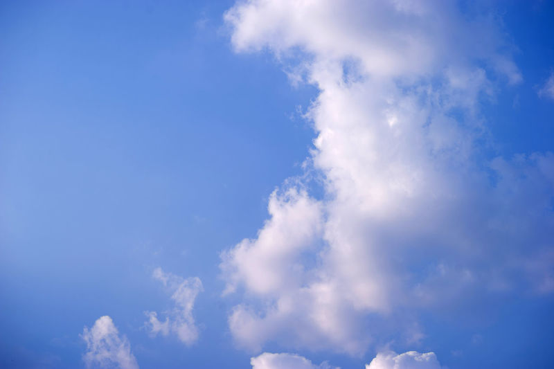 Sky Blue Clouds Cloud Background White Beautiful Nature Color Light High Air Day Weather Heaven Summer Bright Sunlight Scenic Fluffy Cumulus Cloudscape Beauty Pattern Clear View Environment Climate Space Cloudy Ozone Meteorology Outdoor Outdoors Wind Skyline Atmosphere Stratosphere Skylight Design Abstract Natural Wallpaper Landscape Spring Sunny Energy Scene Open