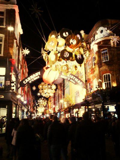 Even more Christmas lights!