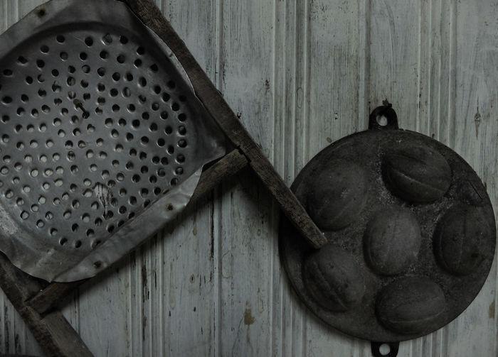 Bahulu Cendol Kuih Tool Traditional