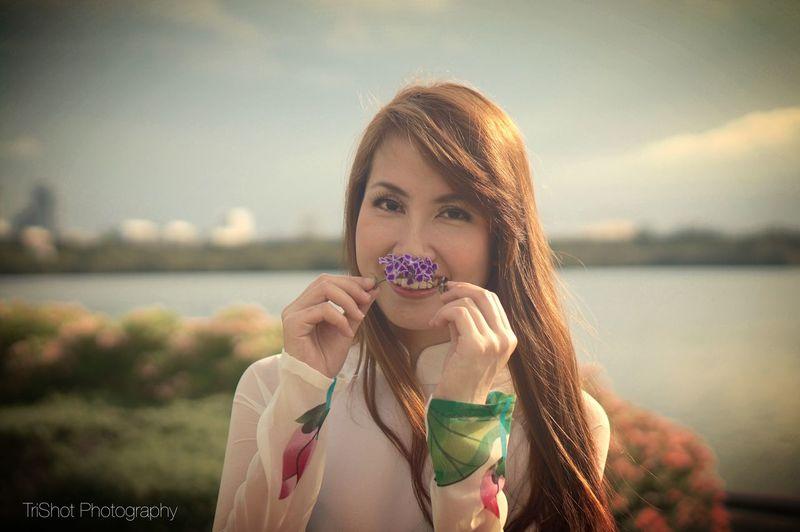 TriShot TriShot Photography Elena Bao Vi AodaiVietNam ❤️ Huế Popular Photos Miss Aodai Vietnamese Vietnam