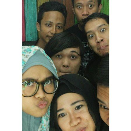 Lenjehan lagi Photobox Bandung