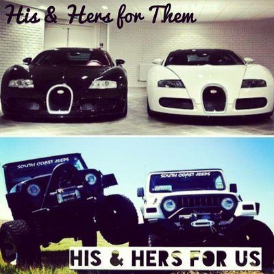 Hisandhers Jeeps Love