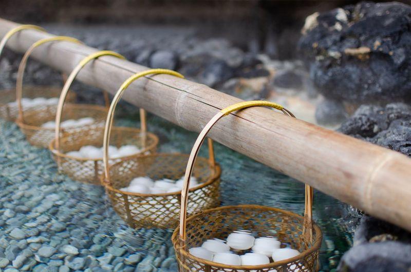 Onsen Eggs