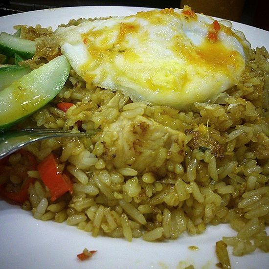Nasi Goreng Special @Solaria Citra Land Mall Delicious yyuuummmyyy love it latepost