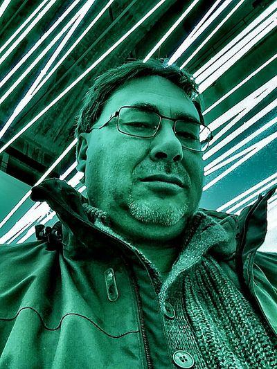 Art Lucio Fontana Ambienti/environments Green Color Tuesday_selfportrait_nonchallenge Neon Lights