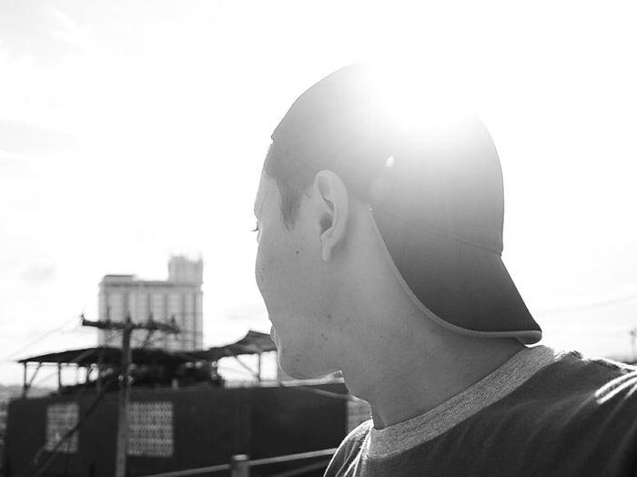 Showcase: January Taking Photos Enjoying Life Dont Look Back Blackandwhite EyeEm Best Shots - Black + White Photographer Summer Emotional Nikon D7000 That's Me New Years Resolutions 2016