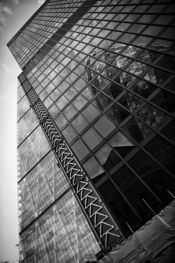 Architecture Livervpool Street Skyscraper Building Exterior Modern Low Angle View Office Building Glass - Material Gurkin City Tower Outdoors Building Story Day Development Tall No People City Life Urban Skyline City London Architecture Modern Glass LONDON❤