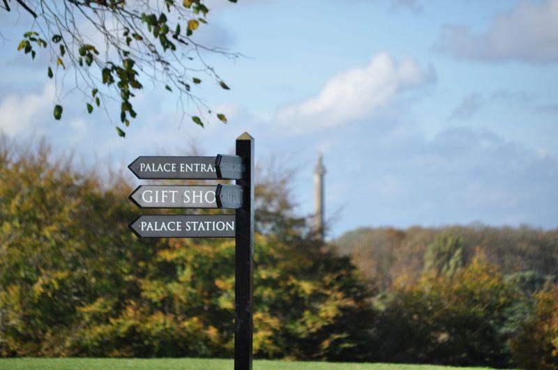 Singpost Landscape Obelisk