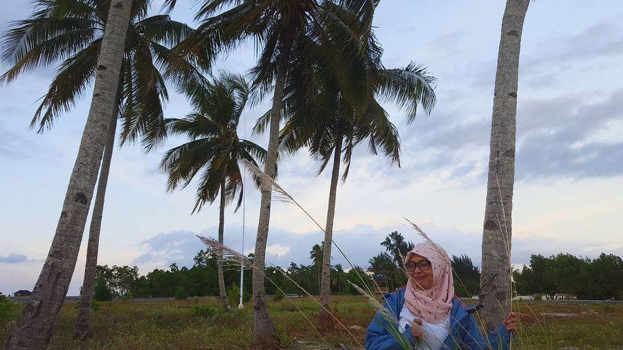 enjoy the wind