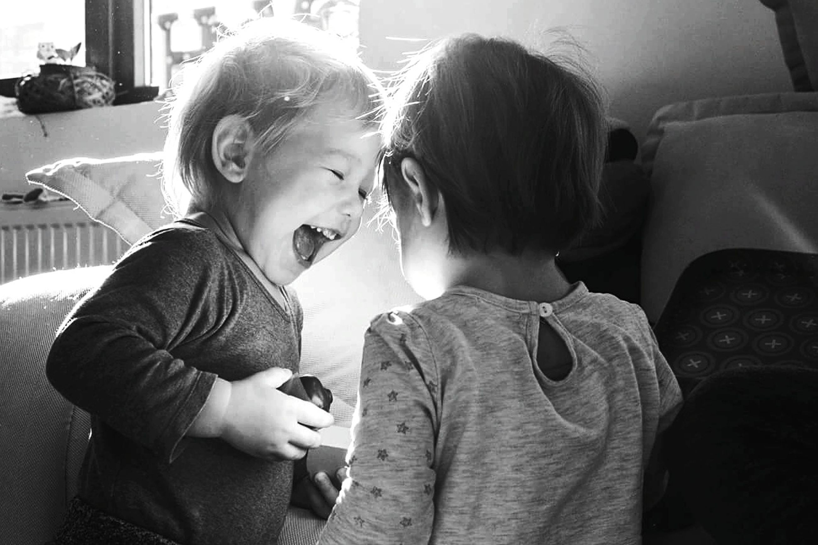 child, childhood, real people, family, togetherness, bonding, boys, two people, lifestyles, love, males, leisure activity, men, casual clothing, females, women, girls, positive emotion, son, innocence