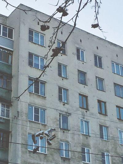 Vans Building