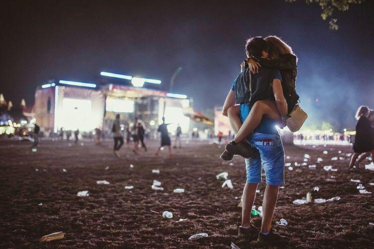 Sziget Festival Love Couple Festival Litter First Eyeem Photo