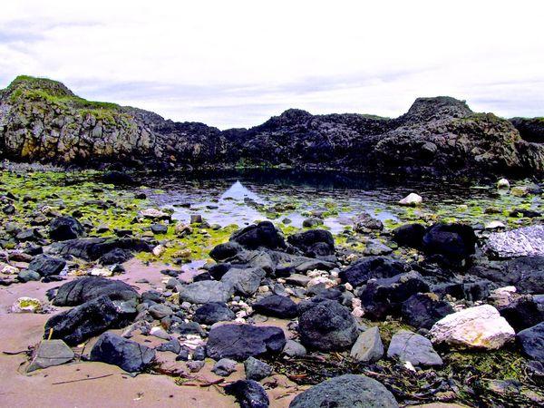 Beach Coast Coastline Ireland Irish Irish Coast Ocean Photography Pool Rocks And Water Sand Sea And Sky Tidal Pool Water Water Reflections